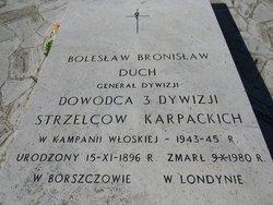 Boleslaw Bronislaw Duch