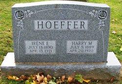 Harry M Hoeffer