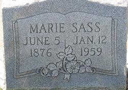 Marie Sass