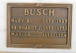 Mary E Busch