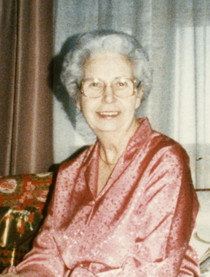 Anna C <I>Robertson</I> McCombs