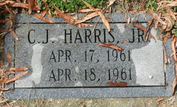 "Charles Jimmie ""C.J."" Harris, Jr"
