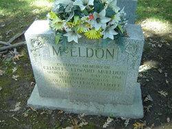 Sarah Evelena <I>Elliott</I> Mceldon
