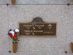 "Charles C ""Chuck"" Williams"