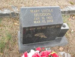 Mary Lucile Hudson