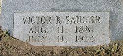 Victor R Saucier