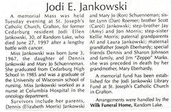 Jodi Ellen Jankowski