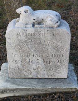 George S. Lussier
