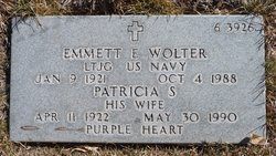 Emmett E Wolter