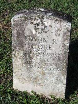 Edwin P Shore