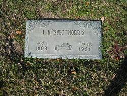 "Lawrence Heywood ""Spec"" Morris"