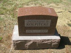 Jacqueline Kolpitcke