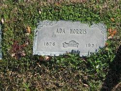 Bertha Ada <I>Brewer</I> Morris