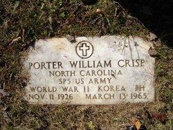 Porter William Crisp