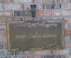 Mary Louise Clarke