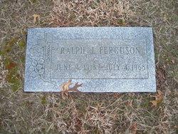 Ralph J Ferguson