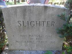 Harold Formsbee Sleighter