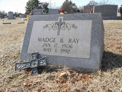 Madge Belle <I>Person</I> Ray