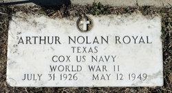 Arthur Nolan Royal