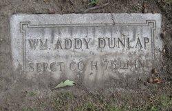 William Addy Dunlap