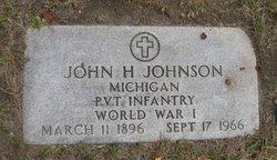 John H Johnson