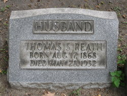 Thomas S Reath
