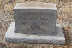 """John J """"Jack"""" Rogers"""