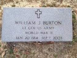 "William James ""Bill"" Burton"