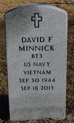 David Forester Minnick