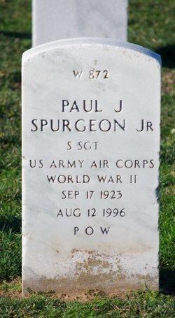 Paul J Spurgeon Jr.