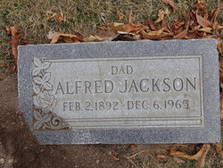 Alfred Ralph Jackson
