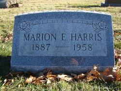 Marion Elizabeth <I>Townsend</I> Harris