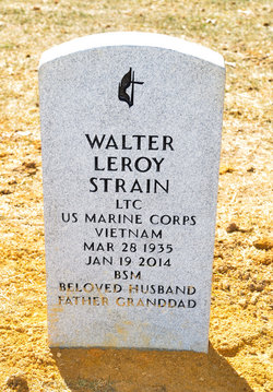 LTC Walter Leroy Strain