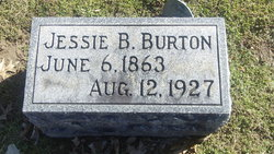 Jessie Belle <I>McGuire</I> Burton