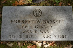 CPL Forrest W. Bassett