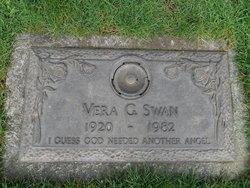 Vera Glendolia Aldrich Swan 1920 1982 Find A Grave Memorial
