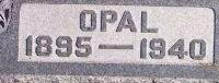 Opal <I>Adams</I> Alderson