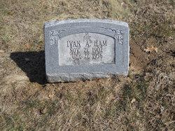 Ivan A Ham
