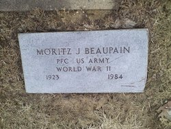 Moritz J Beaupain