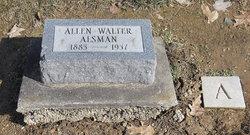 Allen Walter Alsman