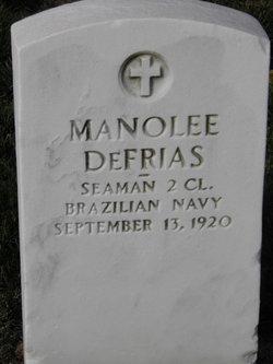 Manolee B Defrias