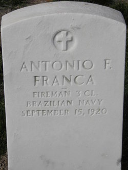Antonio F Franca