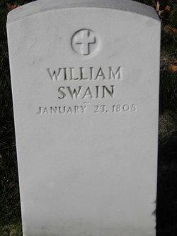 William Swain