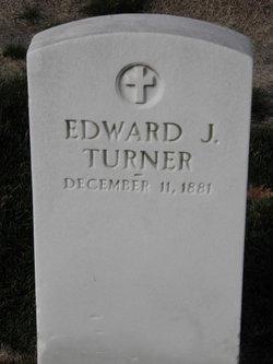 Edward J Turner