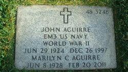 John Aguirre