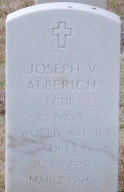 Joseph V Alberich