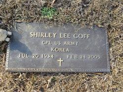 Corp Shirley Lee Goff