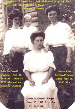 Carrie Mcdonald Wright 1892 1975 Find A Grave Memorial
