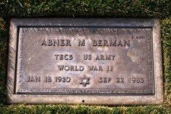 Abner M Berman