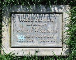 Jaine <I>Porter</I> Crowley